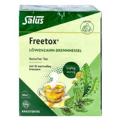 Freetox Tee Löwenzahn-brennnessel Bio Salus Fbtl.  bei apo-discounter.de bestellen