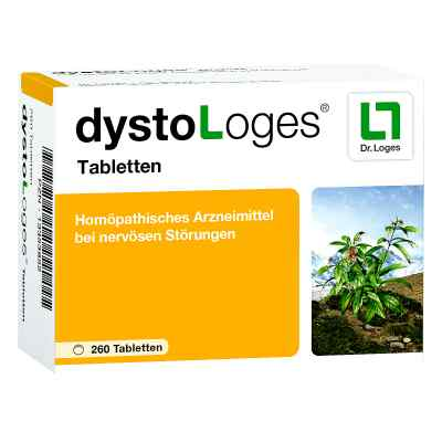 Dysto Loges Tabletten  bei bioapotheke.de bestellen
