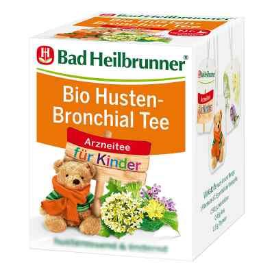 Bad Heilbrunner Bio Husten-bronchial Tee für Kinder   bei apo-discounter.de bestellen