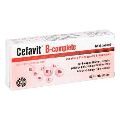 Cefavit B-complete Filmtabletten  bei apo-discounter.de bestellen