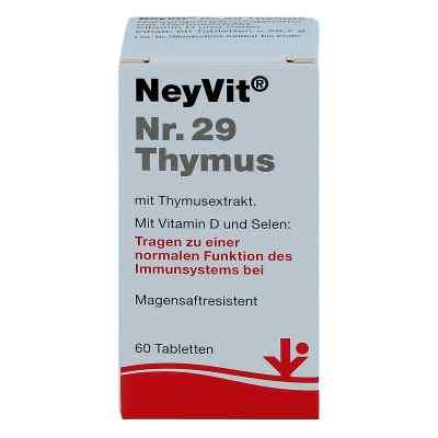 Neyvit Nummer 2 9 Thymus magensaftresistente Tabletten  bei apo-discounter.de bestellen