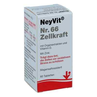 Neyvit Nummer 6 6 Zellkraft magensaftresistent   Tabletten  bei apo-discounter.de bestellen
