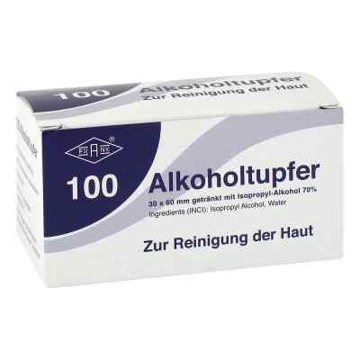 Alkoholtupfer Alcofrank  bei apo-discounter.de bestellen
