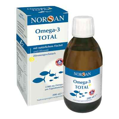 Omega 3 Total flüssig Norsan  bei apo-discounter.de bestellen