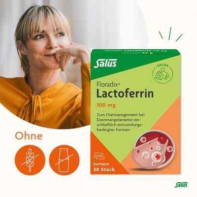 Floradix Lactoferrin 100 mg Kapseln  bei apo-discounter.de bestellen