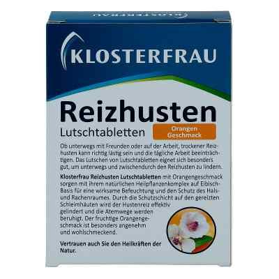 Klosterfrau Reizhusten Lutschtabletten  bei apo-discounter.de bestellen