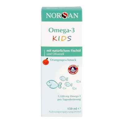 Norsan Omega-3 Kids flüssig  bei apo-discounter.de bestellen