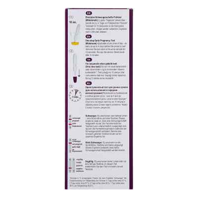 Cyclotest Schwangerschafts-frühtest 10 mlU/ml Urin  bei apo-discounter.de bestellen