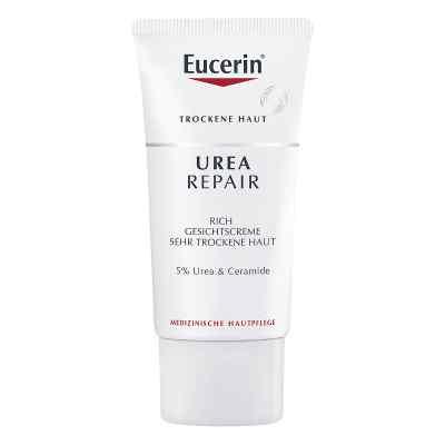 Eucerin Urearepair Gesichtscreme rich 5%  bei apo-discounter.de bestellen