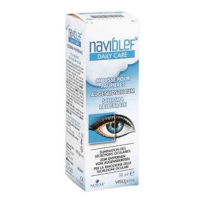 Naviblef Daily Care Augenlidschaum  bei apo-discounter.de bestellen