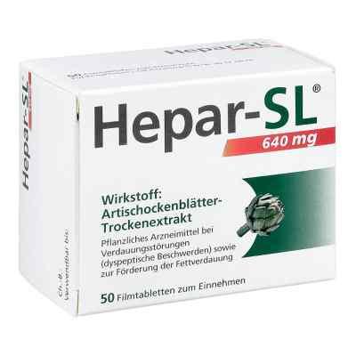 Hepar-sl 640 mg Filmtabletten  bei apo-discounter.de bestellen