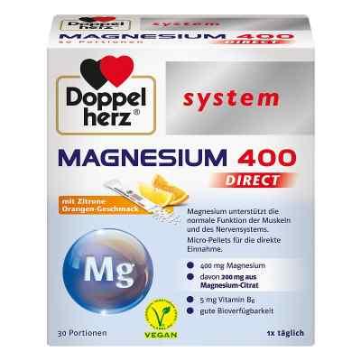 Doppelherz Magnesium 400 Direct system Pellets  bei apo-discounter.de bestellen