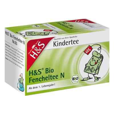 H&s Kindertee Bio Fencheltee N