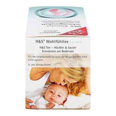 H&s Schwangerschaft Blütentee N Filterbeutel  bei apo-discounter.de bestellen
