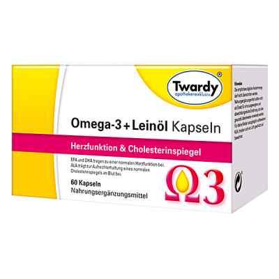 Omega-3+leinöl Kapseln  bei apo-discounter.de bestellen