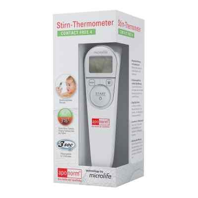 Aponorm Fieberthermometer Stirn Contact-free 4  bei apo-discounter.de bestellen