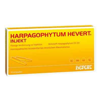 Harpagophytum Hevert injekt Ampullen  bei apo-discounter.de bestellen