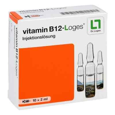 Vitamin B12-loges Injektionslösung Ampullen  bei apo-discounter.de bestellen
