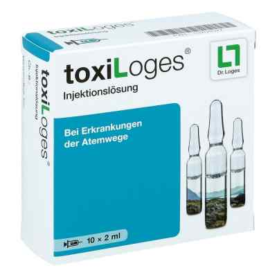 Toxi Loges Injektionslösung Ampullen  bei apo-discounter.de bestellen