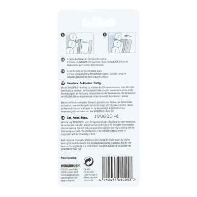 Wingbrush Starter-set Interdentalbürste 3 Bürsten  bei apo-discounter.de bestellen