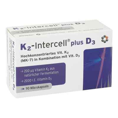 K2-intercell plus D3 Kapseln  bei apo-discounter.de bestellen
