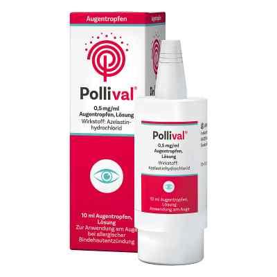 Pollival 0,5 mg/ml Augentropfen Lösung  bei apo-discounter.de bestellen