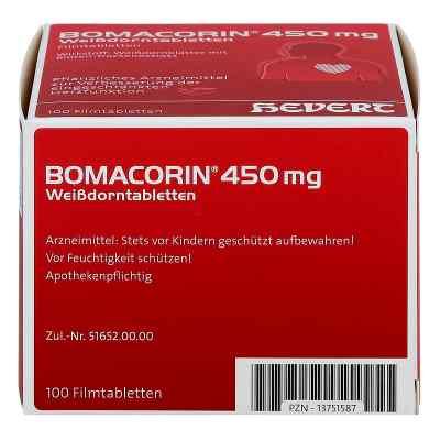 Bomacorin 450 mg Weissdorntabletten  bei apo-discounter.de bestellen