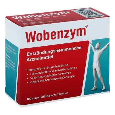 Wobenzym magensaftresistente Tabletten  bei apo-discounter.de bestellen