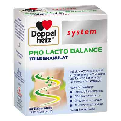 Doppelherz Pro Lacto Balance system Trinkgranulat  bei apo-discounter.de bestellen