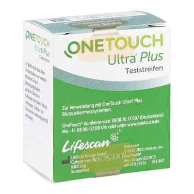 One Touch Ultra Plus Teststreifen  bei apo-discounter.de bestellen