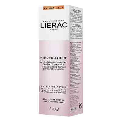 Lierac Dioptifatigue Müde Gel-creme  bei bioapotheke.de bestellen