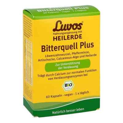Luvos Heilerde Bio Bitterquell Plus Kapseln  bei apo-discounter.de bestellen