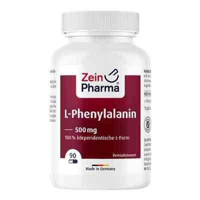 L-phenylalanin 500 mg veg.HPMC Kapsel (n) zein Pharma