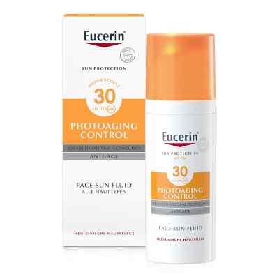 Eucerin Sun Fluid Photoaging Control Lsf 30  bei apo-discounter.de bestellen
