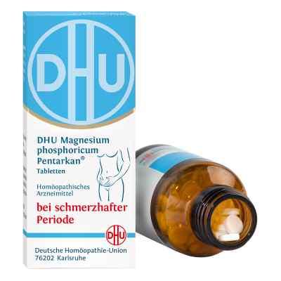 Dhu Magnesium phos.Pentarkan Periodenschmerz Tabletten