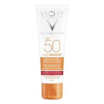 Vichy Ideal Soleil Anti-age Creme Lsf 50  bei apo-discounter.de bestellen