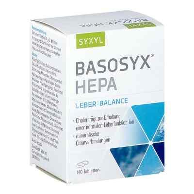 Basosyx Hepa Syxyl Tabletten  bei apo-discounter.de bestellen