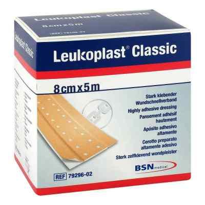 Leukoplast Classic Pflaster 8 cmx5 m Rolle  bei apo-discounter.de bestellen