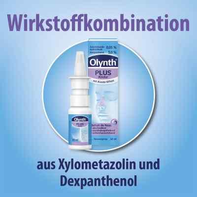 Olynth Plus 0,05%/5% für Kinder Nasenspray ohne K.  bei apo-discounter.de bestellen