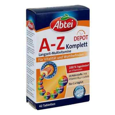 Abtei A-z Komplett Tabletten  bei apo-discounter.de bestellen