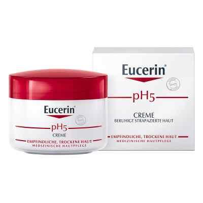 Eucerin pH5 Creme empfindliche Haut  bei apo-discounter.de bestellen