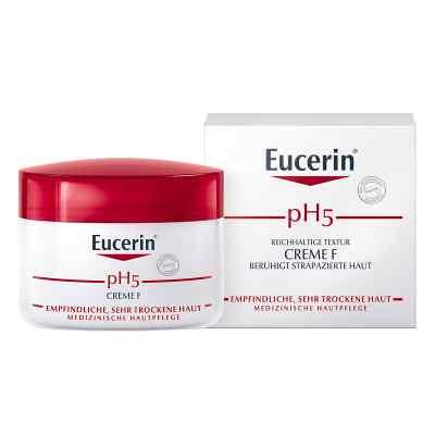 Eucerin pH5 Creme F empfindliche Haut  bei apo-discounter.de bestellen