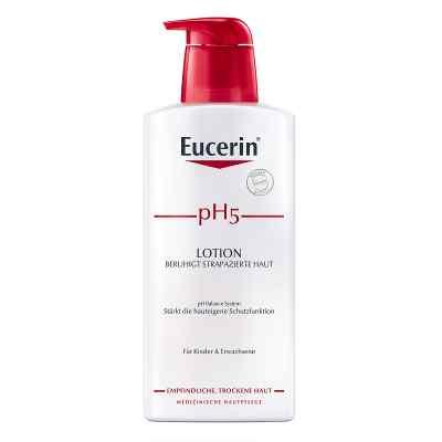 Eucerin pH5 Lotion mit Pumpe empfindliche Haut  bei apo-discounter.de bestellen
