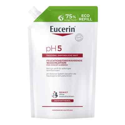 Eucerin pH5 Waschlotion Nachfüll empfindliche Haut  bei apo-discounter.de bestellen