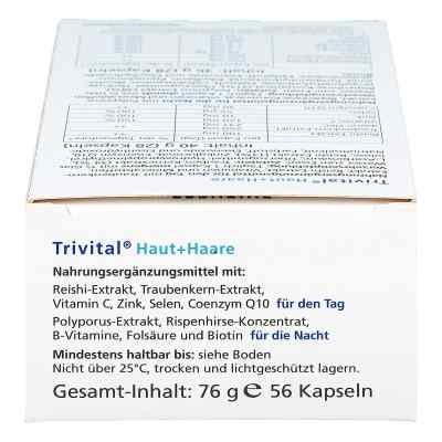 Trivital Haut+haare Kapseln  bei apo-discounter.de bestellen