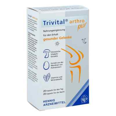 Trivital arthro pur Kapseln  bei apo-discounter.de bestellen