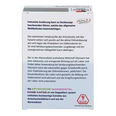 Doppelherz Artischocke-mariendistel system Weichk.  bei apo-discounter.de bestellen