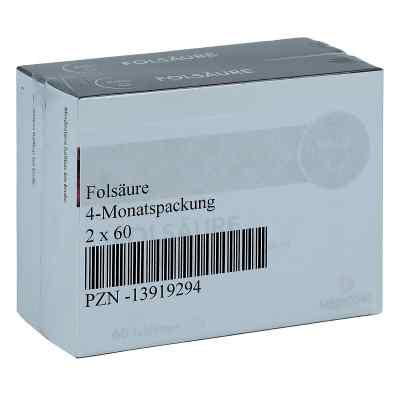 Folsäure Tabletten  bei apo-discounter.de bestellen