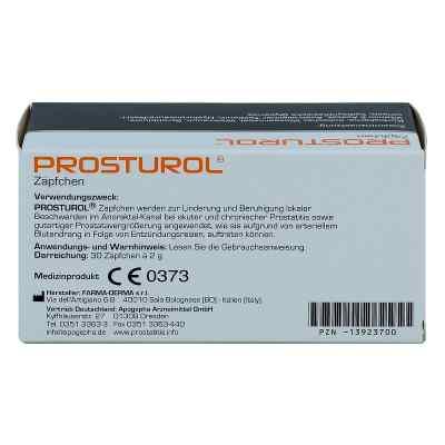 Prosturol Zäpfchen  bei apo-discounter.de bestellen