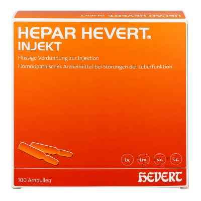 Hepar Hevert injekt Ampullen  bei apo-discounter.de bestellen